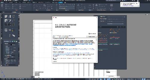 AutoCAD Architecture 2022自动集成破解版截图